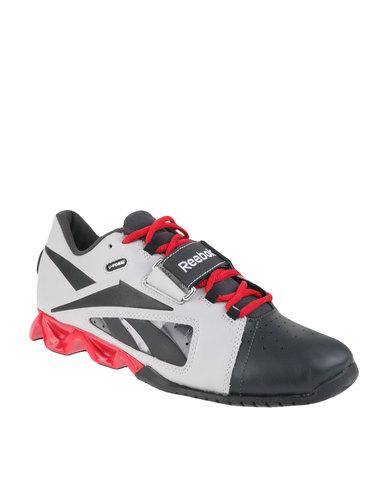 0a3e7fdceba9 Reebok Performance Crossfit Oly U-Form Lifting Training Shoes Grey ...