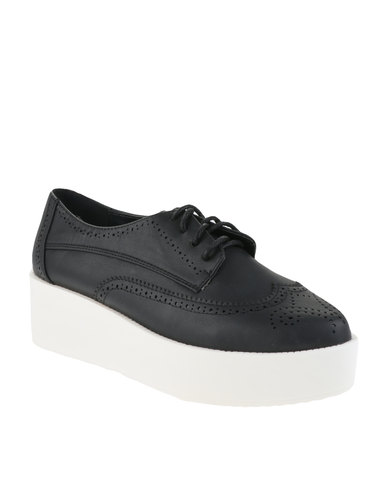 ZOOM Tiyler Fashion Shoes Black