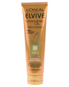 L'Oreal Extraordinary Oil in Cream Leave-In Treatment Normal to Dry Hair