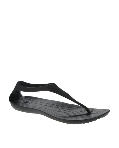 Crocs womens sexi open toe flats