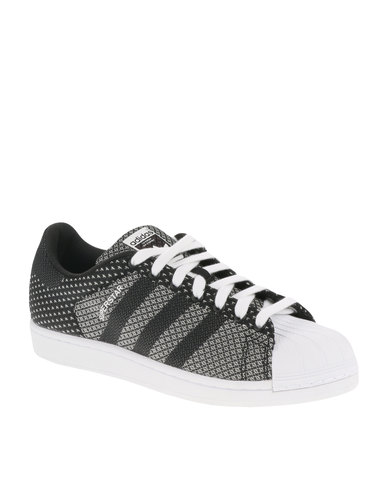 adidas Superstar Weave Pack Sneakers Black