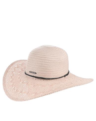 Billabong Romance Me Floppy Hat Pink