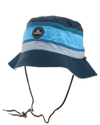 Billabong Spinner Revo Bucket Hat Blue  a48971080ca