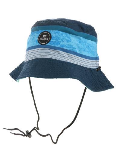 Billabong Spinner Revo Bucket Hat Blue  c54062ab80e