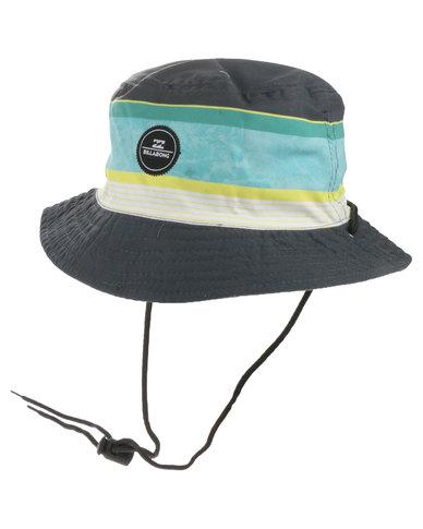 Billabong Spinner Revo Bucket Hat Green  4424e472f15
