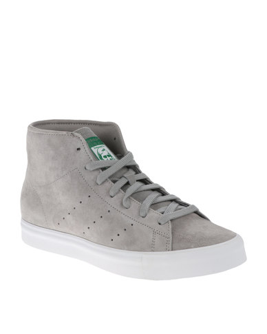 adidas Stan Smith Vulc Mid Sneakers Grey