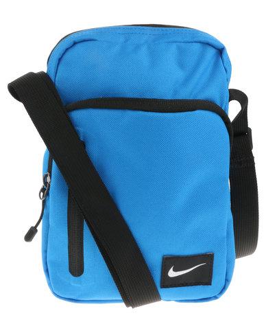 Nike Messenger Bag Blue