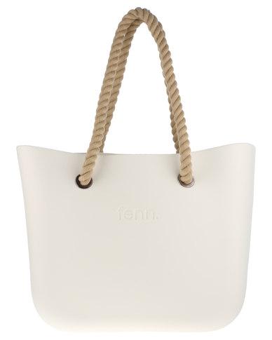 Fenn Collection The Original Tote Bag White Zando