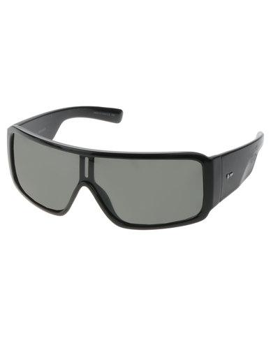 d35c92f67f Dot Dash Chalube Polarized Wrap Around Sunglasses Brown