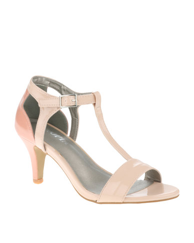 buy cheap countdown package sale very cheap Utopia Utopia Block Heel Sandal Nude release dates clearance great deals free shipping Inexpensive M1BmVMNxTb