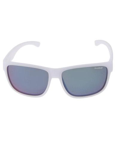 White Wayfarer Wayfarer Bondiblu Sunglasses Bondiblu Bondiblu Sunglasses White l1KJFcT