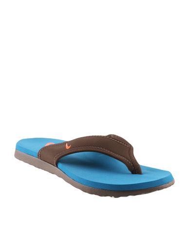 425efae091a Nike Celso Thong Plus Blue Black