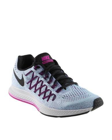 75a41a6b213166 Nike Performance Women s Nike Air Zoom Pegasus 32 Running Shoes Black
