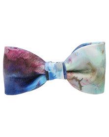 Lesiba Abstract Painterly Bow Tie Multi