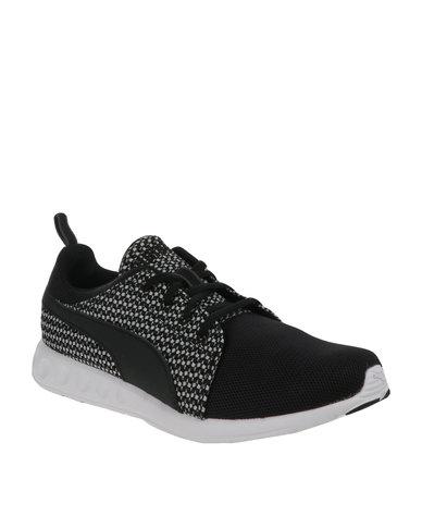 plutôt sympa 1e1b2 e90b8 Puma Carson Runner Knit Black
