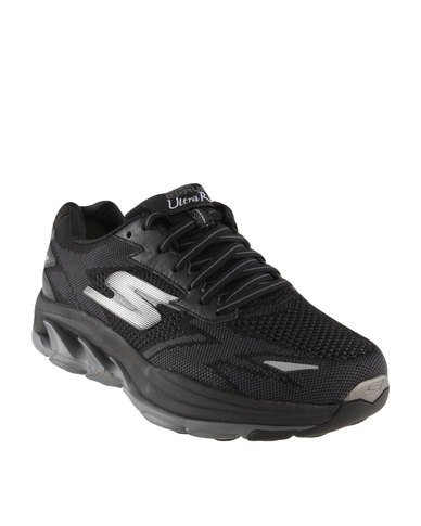 f5c2a385cd45c Skechers Performance GOrun Ultra Road Running Shoes Black