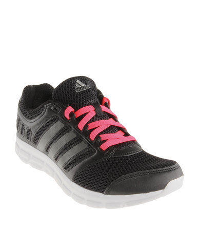 ed5d309e933843 adidas Performance Breeze 101 2 Running Shoes Black