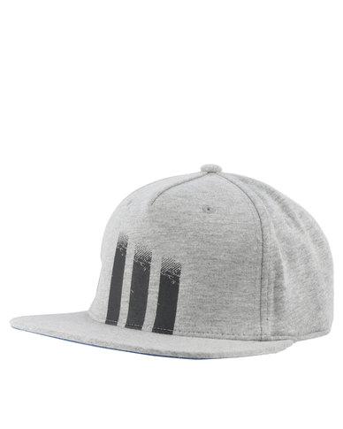 22d3d31bb07 adidas Training Snapback Cap Grey