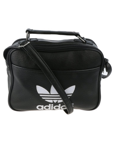 0e3e9c6d9933 adidas Mini Adicolour Airliner Bag Black