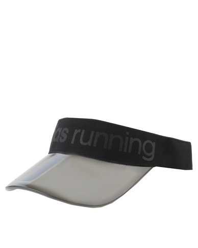 76ee8000 adidas Performance Run Climalite Visor Black | Zando
