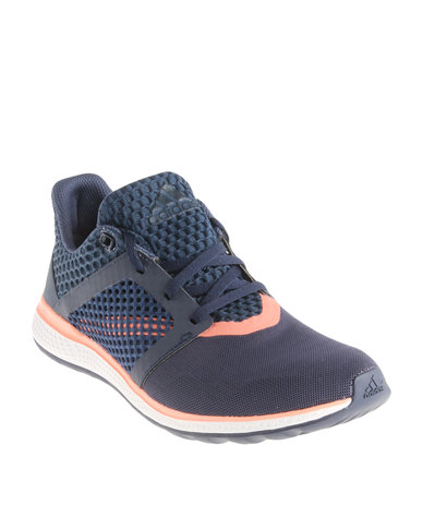 7a47c24509d adidas Performance Energy Bounce 2 Running Shoes Navy