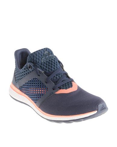 dd0da6a596f27e adidas Performance Energy Bounce 2 Running Shoes Navy