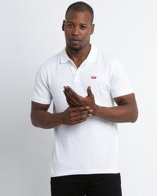 Levi's ® Housemark Polo White