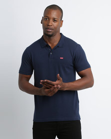 Levi's ® Housemark Polo Dress Blue