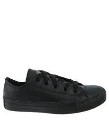 Soviet Viper PU Lo Cut Sneaker Black