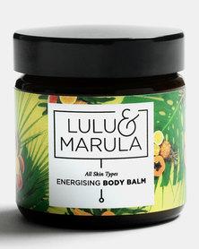 Lulu and Marula Energising Body Balm 100ml