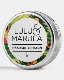 Lulu and Marula Naartjie Lip Balm 15ml