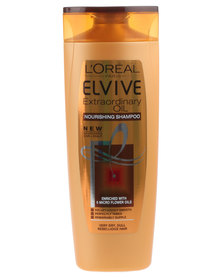 L'Oreal Elvive Elvive Extraordinary Oil Dry Hair Shampoo 400ml