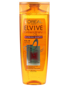 L'Oreal Elvive Extraordinary Oil Dry Hair Shampoo 400ml