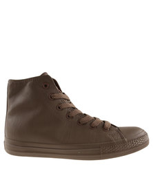 Cutty CU Bradshaw M PU Top Sneaker Brown