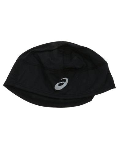 Asics Performance Windstopper Beanie Black  9e9288294bf