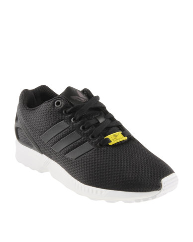 d02d00d5ebb64 adidas ZX Flux Foundation Sneaker Black