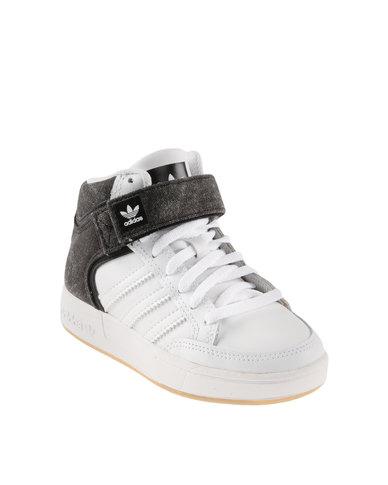 reputable site 02966 5495a adidas Varial Mid Sneaker White   Zando