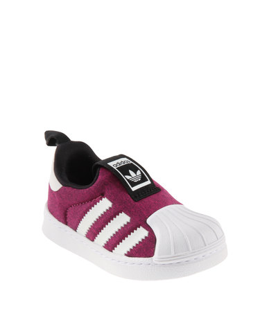 adidas Superstar 360 Infant Sneaker Pink