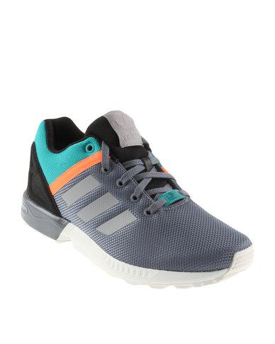 the best attitude 1ba90 b472b adidas ZX Flux Split Sneaker Grey   Zando