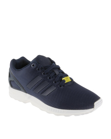 pretty nice 39347 bec0f adidas ZX Flux Foundation Sneakers Blue