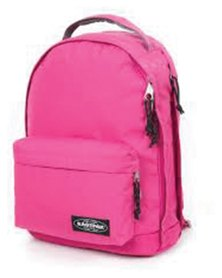 Eastpak Charged Chizzo Backpack Fuchsia Pink