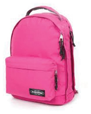 Eastpak Charged Chizzo Backpack Fuchsia Pink ddd17816a84e2