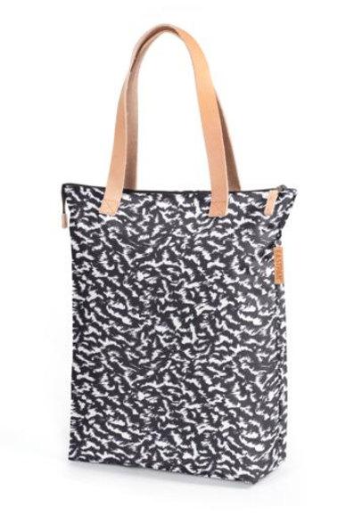 Eastpak Curls Soukie Shoulder Bag Black and White  59565dcffc