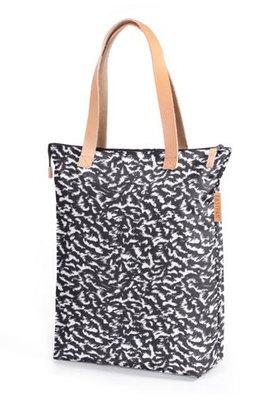 Eastpak Curls Soukie Shoulder Bag Black and White 93d4740bf97ac
