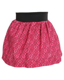 Miss Molly Sinclaire Traditional Skirt Pink