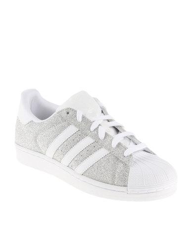 Adidas superstar superstar Adidas sparkle scarpe grey zando c49a13