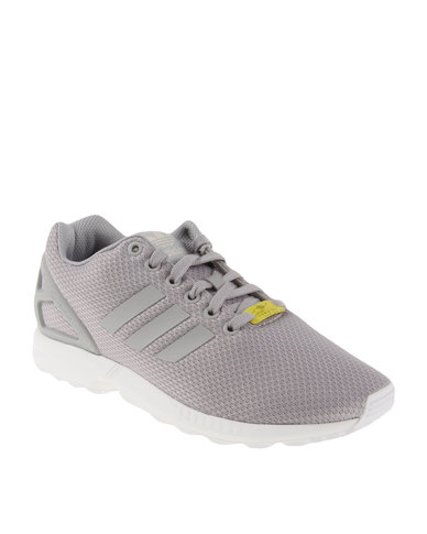 fdec8b4d1718 adidas ZX Flux Foundation Sneakers Grey