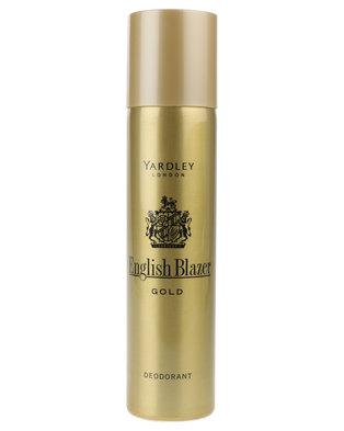 Yardley English Blazer Gold Deo 250ml