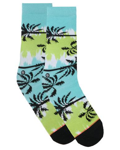 Stance Venice W Socks Lime