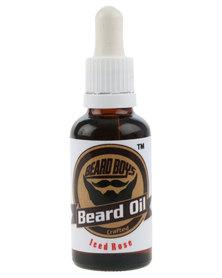 Beard Boys Beard Oil Iced Rose 30ml
